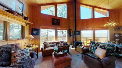 Photo for Breath taking views, The Perch Mountain Cabin