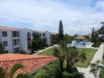 Photo for Appartment next to lagoon, well ubicated in the hotel zone of Cancun
