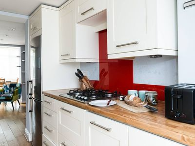 Photo for Wonderful 2BR Duplex Flat in Kennington
