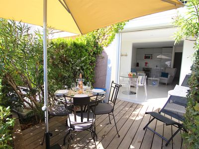 Photo for 1BR Apartment Vacation Rental in Grimaud, PACA