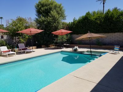 Photo for ***New Listing*** 3+3 home with pool+spa in beautiful neighborhood.