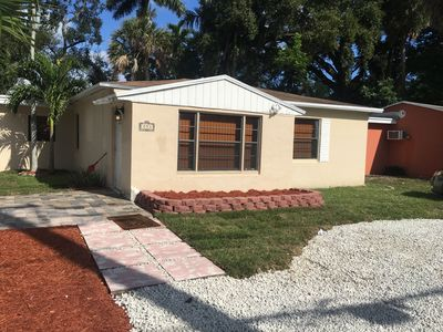 Photo for 2-1 all remodel house close to las olas. Fort lauderdale downtown