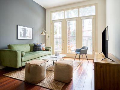 Photo for Bold 2BR in Uptown by Sonder