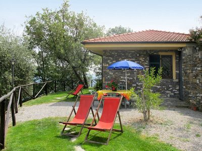 Photo for Vacation home Agriturismo Borgata Vallone  in Dolcedo - Lecchiore, Liguria: Riviera Ponente - 4 persons, 1 bedroom