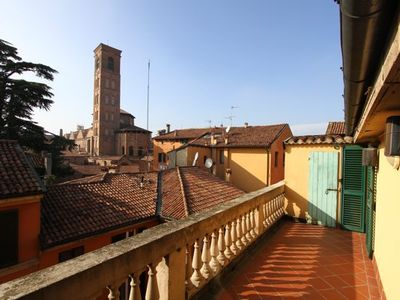 Photo for Nice flat with view over Bologna