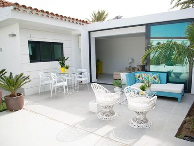 Photo for Cosy Bungalow for 6 in Playa del Ingles GD04