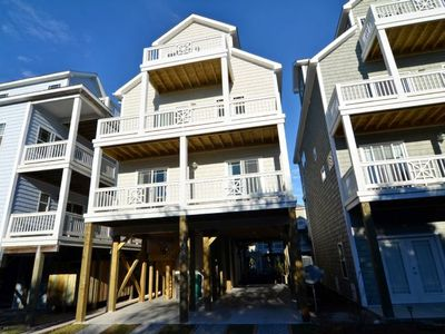 Photo for Misty Weekend- Luxury Island Interior Home with Community Pool and Pier Access