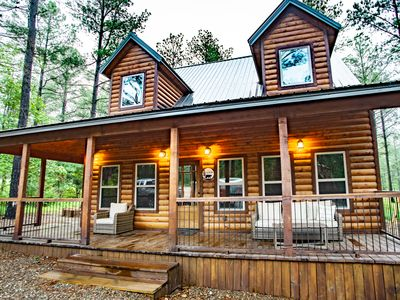 Photo for New 2018!  Cute, luxury cottage perfect for couples or families!