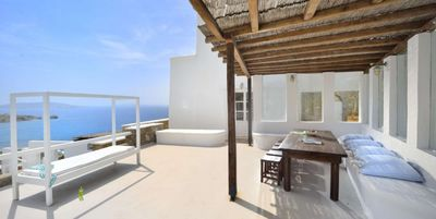 Photo for Villa ''Aeracura''- Seablue Villas Mykonos