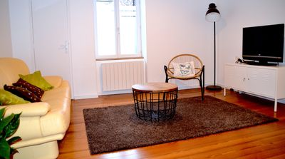 Photo for New in Dijon: warm apartment