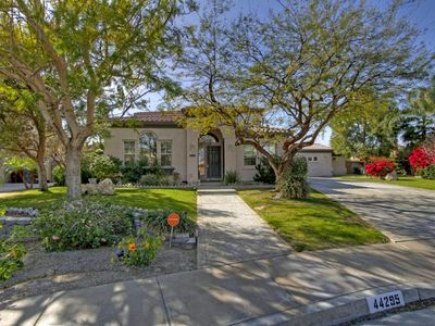 Photo for Luxury La Quinta 5 Bedroom Home.Pool.Waterfall.WiFi.Mountain Views