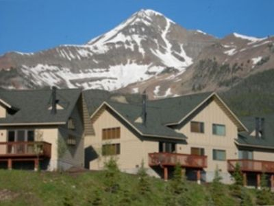 Photo for DOESN'T GET ANY BETTER THAN THIS COZY SKI-IN....SKI-OUT MOUNTAIN CONDO!!!
