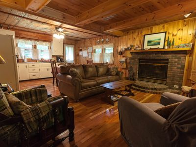 Photo for Adirondack Cabin in Raquette Lake, NY