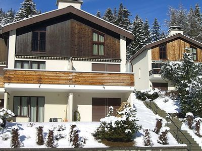 Photo for Apartment La Schmetta 11 in Lenzerheide - 5 persons, 2 bedrooms