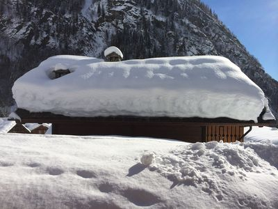 Photo for Alagna Charme Chalet in Alagna Valsesia -Ski in Ski out-