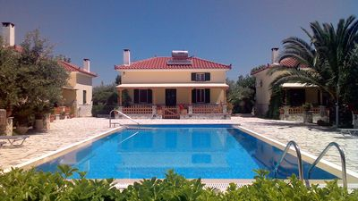 Photo for Foufas House 1 -Nices Houses with Shared Pool near by the Beach Sandy