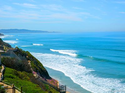 Photo for Panoramic ocean views all the way to La Jolla!