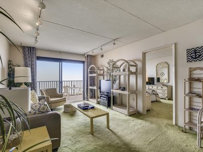 Photo for Near Seacrets! Budget-Friendly Oceanfront Condo with Wi-Fi!