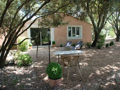 Photo for Guest House Set On A Private Ground Of A Villa In Carpentras With A View On The