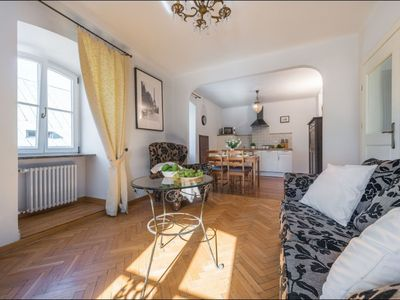 Photo for Miodowa 3 apartment in Stare Miasto with WiFi.