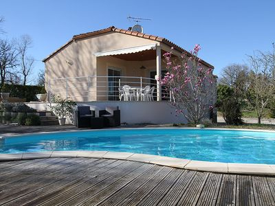 Photo for LODGING NEAR CAHORS WITH PRIVATE POOL