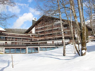 Photo for One bedroom Apartment, sleeps 2 in Seefeld in Tirol with Pool and WiFi