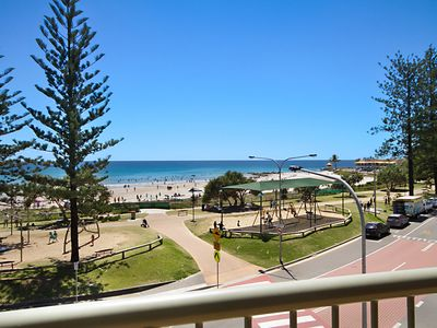 Photo for Kingston Court unit 11 - Beachfront unit easy walk to clubs, cafes and restaurants