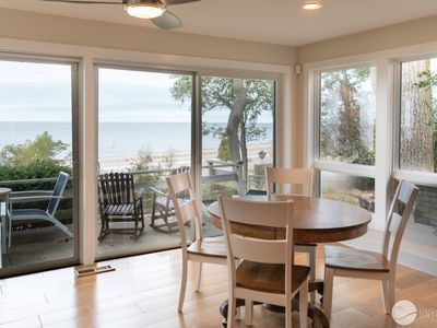 Photo for West Wind: 3 BR Cottage w/ Lake Michigan Views & New Updates (Sleeps 8)