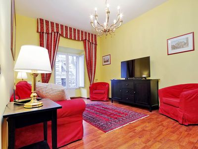 Photo for Merulana Suite Apartment near Colosseum and Monti