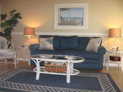 "Photo for RELAX IN THIS ''ISLAND FLAVOR"" CONDO ON  ST. SIMONS ISLAND!!"