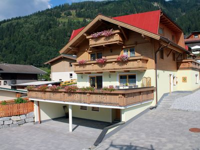 Photo for Haus Barber Apartment 1 in the Wildkogel family holiday arena, Austria