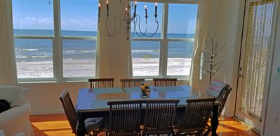 Photo for Beachfront home! Sleeps 13! Hurricane Michael Survivor! Now Pet Friendly!!