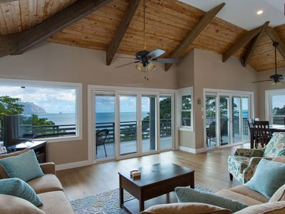 Photo for Gorgeous 2 bedroom bayside house on Windward side of Oahu