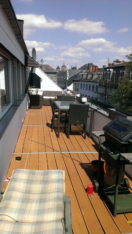 Top located apartment in Trier