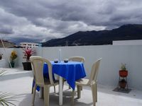 A very nice and good located place for visiting Quito. Everything you need is close by, Supermarkte,