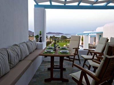 Photo for Villa Almira in Paros is located in a pictures... - Two Bedroom Villa, Sleeps 6