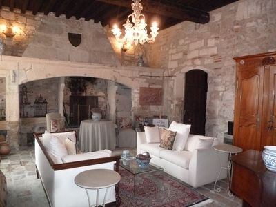 Photo for Unique 17th Century townhouse in the historic center of St Remy de Provence