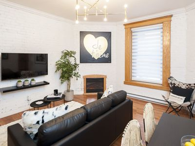 Photo for Furnished apartment next to underground city Montreal