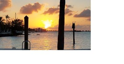 Photo for Beautiful Private Marathon Key Beach Club Condo Apartment