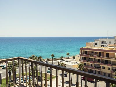 Photo for Gallipoli Center Sea View - 11/13 beds - 3 bedrooms - 2 bathrooms