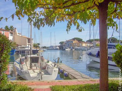 Photo for House 5 persons with 13 m mooring Port Grimaud