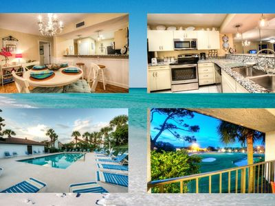 Photo for 1 BD 2 BA Golf Course Edgewater Villas Condo By ZIA!