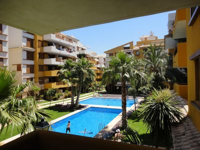 Photo for Luxury by the sea: Spacious apartment (4 people), sea view - LAST MINUTE DEAL
