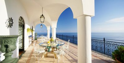 Photo for Villa Italo, 6 bd, overlooking Positano and Li Galli islands, pool