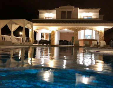 Photo for Private Villa with pool and soccer field