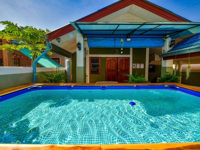 Photo for Magic private pool villas - close to walking street