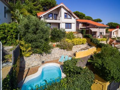 Photo for TOTALLY INDEPENDENT VILLA WITH GARDEN AND SWIMMING POOL CLOSE