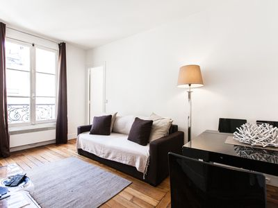 Photo for Cozy 1bdr apartment in the 10° arrondissement