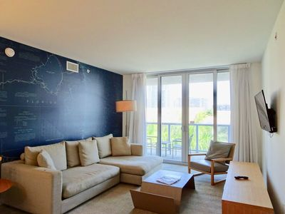 Photo for Deluxe Apartment One Bedroom - BW 407A