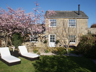 Photo for White Rose Cottage, Constable Burton: Woodburner: Quiet Location: FreeWifi: EVCP